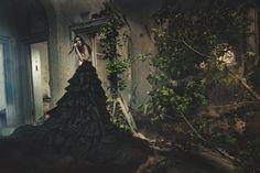Photographer: Luke Woodford Designer: Francesca Marotta Hair/Makeup: Eleise Lucraft Model: Sara Grabek