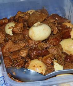 Pork Adobo With Egg - Mely's kitchen