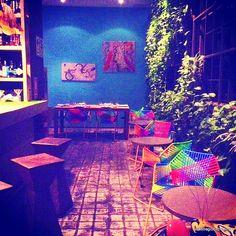 AMAZ restaurant Lima Peru