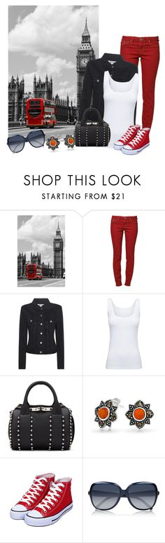 """""""site seeing in paris"""" by lisamoran ❤ liked on Polyvore featuring True Religion, Acne Studios, Boody, Alexander Wang, Bling Jewelry and Chloé"""