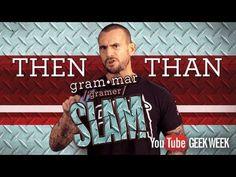 The Grammar Slam!