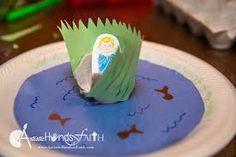 moses in a basket craft ideas - Google Search