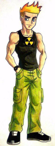 Johnny Test anime | deviantART: More Like Redrawn Johnny Test by *WTJohn
