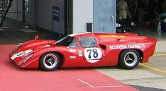Lola T70 - too beautiful.