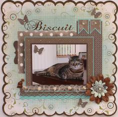 Biscuit - Single Photo Layout