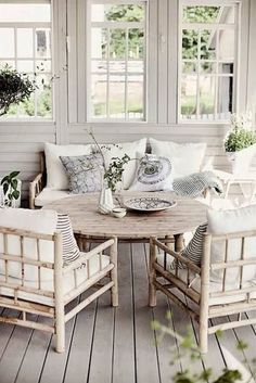 Beautiful Farmhouse Porch!