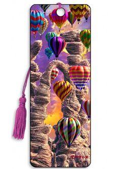 Artgame 3D Threading The Needle Bookmark