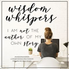 This 31-day free online Bible study of King Solomon will help you hear Wisdom's call to salvation, obedience, and humility. Wisdom Whispers is packed with powerful biblical truths and beautiful digital gifts. All you need to complete this study is 15-minutes per day and a mobile device. | Bible Study for Women | Spiritual Growth for Christian Women | #wisdomwhispers #biblestudy