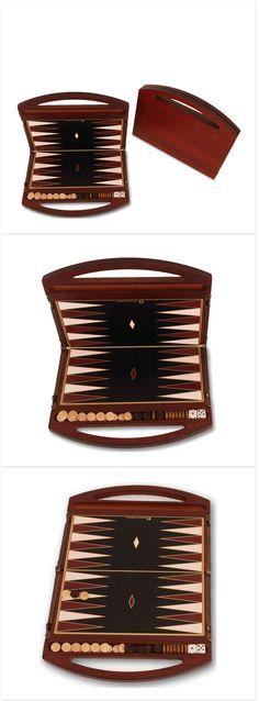 Pico Pao - Backgammon Kit 'Mini Bag'