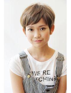 チェリッシュ(CHERISH)☆外国人風ラクラクショート☆