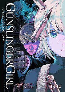 Gunslinger Girl Omnibus Vol. 6 Manga