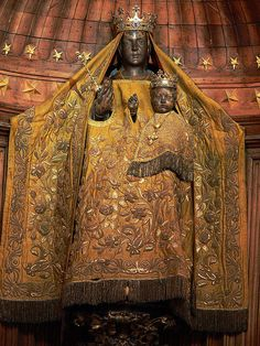 Black Madonna of Chartres