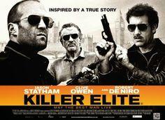 Killer Elite (2011) Action Thriller movies watch online free!