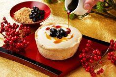 焼きたてチーズタルト専門店PABLOとプレミアムカフェ2店舗では、それぞれ黒豆×きなこの和風チーズタルトを限定発売。期間は2017年12月26日(火)まで2018年1月14日(日)まで。PABLO(パ...