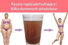 Pyszny napój odchudzający! Kilka domowych składników