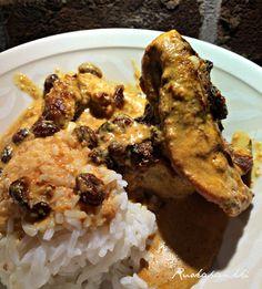 Ruokapankki: Täyteläistä kanaa intian vivahteella