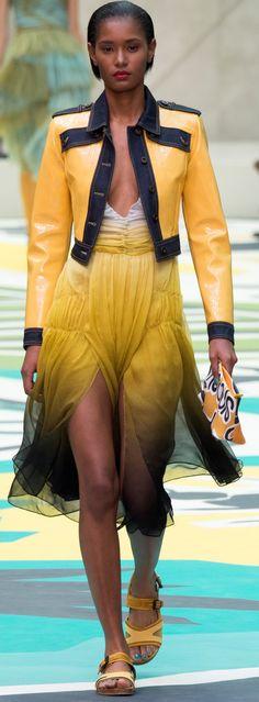 Burberry Prorsum To Wear Spring 2015