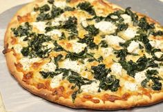 ... about Food-Pizza on Pinterest | Pizza, Pesto and White pizza sauce