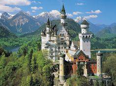 La Ruta de los Castillos: 1.200 kilómetros de historia europea | Buena Vibra
