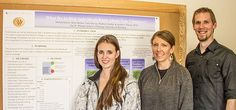 Thomas Lab Presents Research Poster at WIN Conference