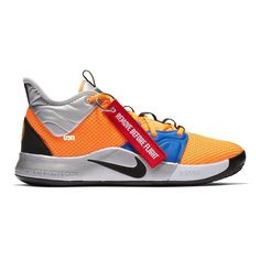 "114dfeb19f5a Sole Collector on Instagram  ""The new Nike PG 3 is ready for launch in a  special ""NASA"" colorway. Who s feeling Paul George s latest signature  sneaker"