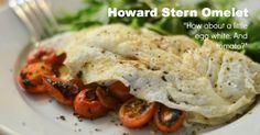Howard Stern Omelet
