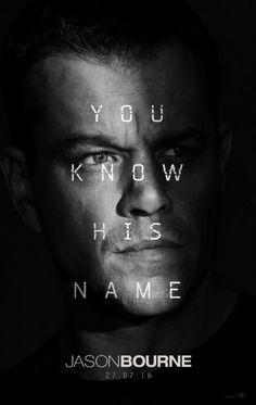 Jason Bourne (2016)   Action, Thriller   Matt Damon