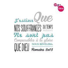 Romains 8:18