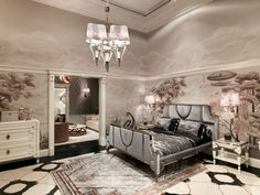 Diplomate - Bedroom | Visionnaire Home Philosophy