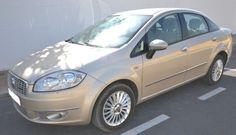 2012 Fiat Linea 1.6 MJT diesel 4 door saloon