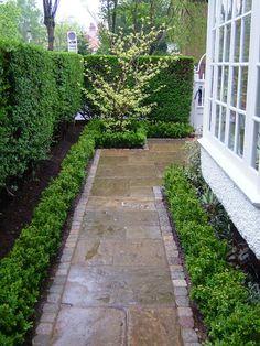path.jpg : York stone, reclaimed yorkstone paving, new york stone paving, york stone steps
