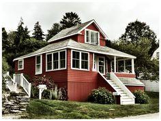 Peaks Island cottage