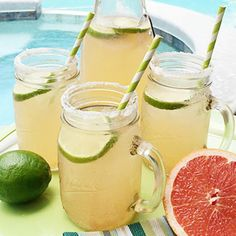 Try these tasty wine cocktails this summer for a fun and delicious drink. These alcoholic beverages mix your  favorite red and white wines with fruit and juices for the perfectly blended summer drink.