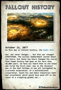 Fallout History