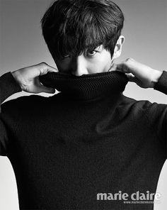 Lee Joon (Lee Chang Sun) ♡ MBLAQ // Marie Claire 2013.12