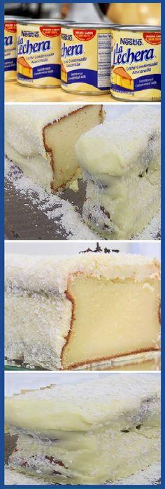 Después de que tus amigos prueban este pastel de leche condensada, ellos serán tus amigos para siempre! #pasteldulce #lechecondensada #dulces #postres #cake #pan #panfrances #panettone #panes #pantone #pan #recetas #recipe #casero #torta #tartas #pastel #nestlecocina #bizcocho #bizcochuelo #tasty #cocina #chocolate Si te gusta dinos HOLA y dale a Me Gusta MIREN...