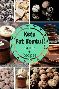 Keto fat bombs are simple to make and will give you some added fat to your low carb high fat keto diet. They can be sweet or savory and include ingredients like coconut butter, almond butter, avocado, coconut oil, peanut butter, bacon bits, chopped nuts, coconut flakes + seeds. Delicious and healthy clean eating snack!