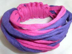 Statement Armband  Jersey von AnnKara's Queerbeet-Shop auf DaWanda.com