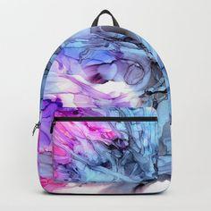 At The Ballet Backpack by syphelan Cute Mini Backpacks, Colorful Backpacks, Stylish Backpacks, Girl Backpacks, Fashion Bags, Fashion Backpack, Monkey Bag, Aesthetic Bags, Novelty Bags