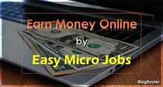 How to earn money online by simple freelancing Jobs? Easy way to earn real money online, by doing short and simple jobs like visiting sites, sign up etc.