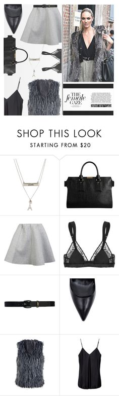 """""""Candice Swanepoel Street Style"""" by milica1940 ❤ liked on Polyvore featuring Aéropostale, Burberry, Brigitte Bardot, STELLA McCARTNEY, Lauren Ralph Lauren, Dee Keller, StreetStyle, CandiceSwanepoel and StreetChic"""
