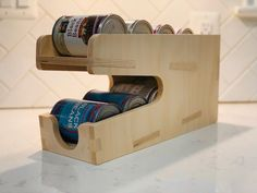 Woodworking Projects Diy, Diy Wood Projects, Home Projects, Woodworking Plans, Diy Garage Storage, Diy Kitchen Storage, Pantry Storage, Furniture Making, Diy Furniture