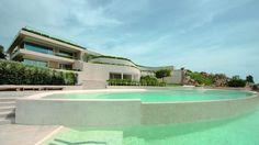 78 Best Villas In Sardinia Images Villas In Sardinia Luxurious - Villa-in-sardinia-by-antonio-lupi