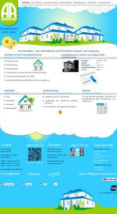 Startseite von www.ar-immobilien.de ,Immobilienmakler,Energieausweis ausstellen, Wertermittlung, Baufinanzierung, Berlin