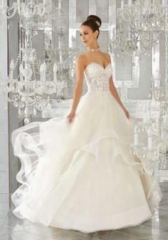 Mindy Wedding Dress Gown Mori Lee Bridal Dresses