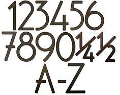 HA Font - Dark Bronze