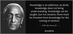 """Discover Jiddu Krishnamurti famous and rare quotes. Share Jiddu Krishnamurti quotations about life, truth and meditation. """"We want to be famous as a writer. J Krishnamurti Quotes, Jiddu Krishnamurti, We Are All Human, Question Everything, Eckhart Tolle, Illusions, Knowing You, Things To Think About, Told You So"""
