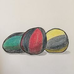 I juggle a bit  day 88/365 #ayearofart #365daysofart #dailyart #MyArt #art #doodle #drawing #sketchbook #inkdrawing #prismacolor #linerpen #coloredpencils #colorpencils #jugglingballs #juggle