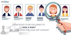 A right #mobile eveloper crafts the story of  a successful #mobile app, but due you really think is it easier to find a right app developer??? Of course not...then what to be done??? Just read this blog to follow the right path to select a right #app  #developer