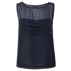 Summer Sparkle Top Nocturnal, $65, now featured on Fab.